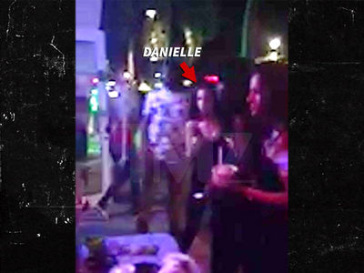 'Cash Me Ousside' Girl's Friend Starts Fight With Ice Cream Toss (VIDEO)