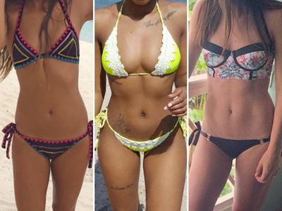 'Bachelor' Bikini Babes -- Guess Who!