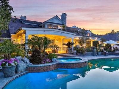 Jennifer Lopez's Hidden Hills Estate is Finally in Escrow (PHOTO GALLERY)