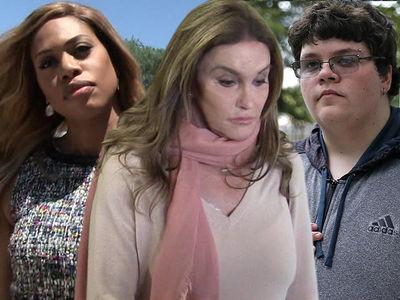Caitlyn Jenner, Laverne Cox Run to Transgender Teen's Defense in Supreme Court Case