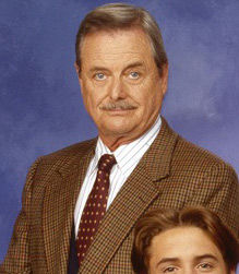 "William Daniels is best known for playing the wise teacher Mr. Feeny in ""Boy Meets World,"" but also had big roles in ""The Graduate,"" ""St. Elsewhere"" and even voiced K.I.T.T. in ""Knight Rider."""