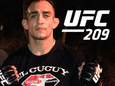 Dana White Says Tony Ferguson Will NOT Fight at UFC 209 ... Period. (VIDEO)