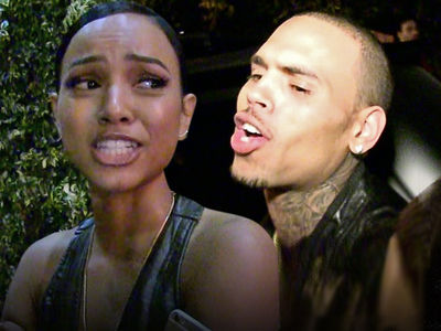 Karrueche Tran Set for Courtroom Face-Off with Chris Brown in Life or Death Hearing