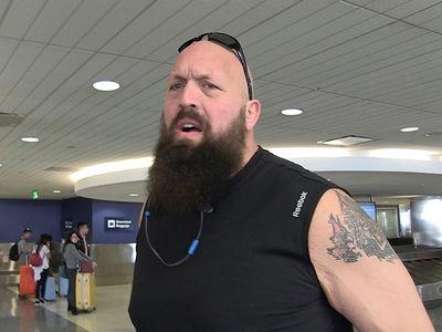 Big Show Says If Shaq's a No-Show at Wrestlemania ... No Big Deal (VIDEO)