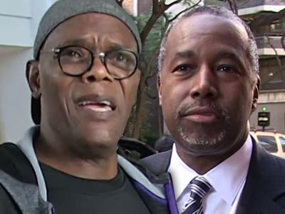 Samuel L. Jackson Blasts Ben Carson Over Slave Ships, 'Muthafukka Please!!!' (VIDEO)