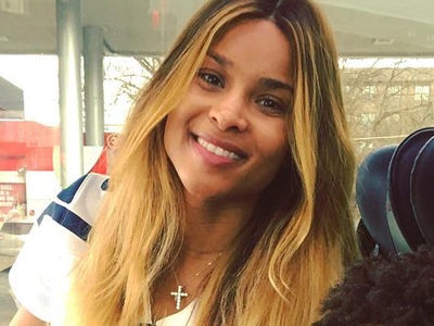 Ciara's Pregnancy Pic Features 3 Naked People (PHOTO)