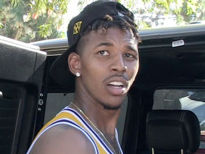NBA's Nick Young Burglarized AGAIN ... Entire SAFE Stolen