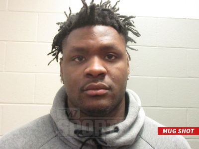 K.C. Chiefs Tight End Arrested for Weed (MUG SHOT)