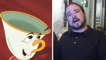 'Beauty and the Beast' Star Chip the Teacup Says LeFou Was Always Gay (VIDEO)