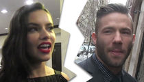 Adriana Lima, Julian Edelman Broke Up Over Kids