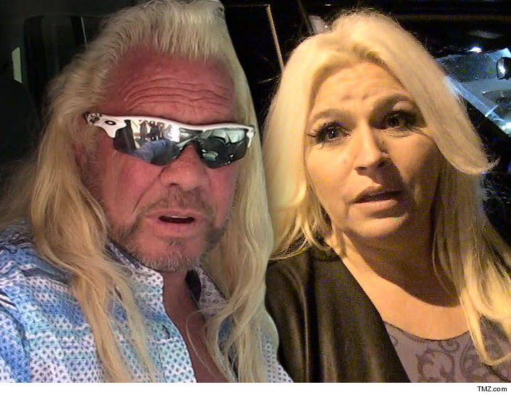 Dog the Bounty Hunter and wife Beth are the latest L.A. crime victims.