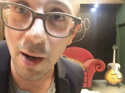 Steve from 'Blue's Clues' Is Making Kids' Songs Again! (VIDEO)