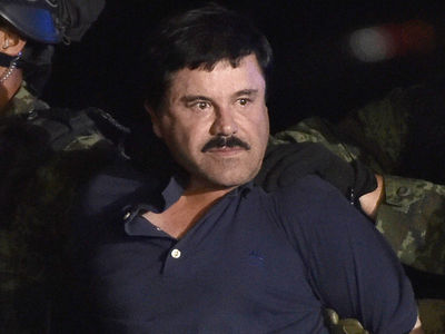 El Chapo Says He's Going Stir-Crazy in Solitary