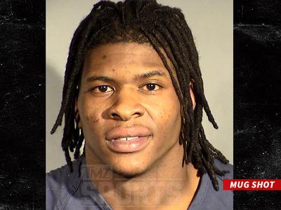 Ex-Baylor Football Player ... Smiling Mug Shot After Crazy Dom. Violence Arrest (MUG SHOT)