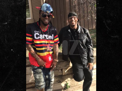Prince William's Got Moves Like Jagger, Says Luniz (VIDEO)