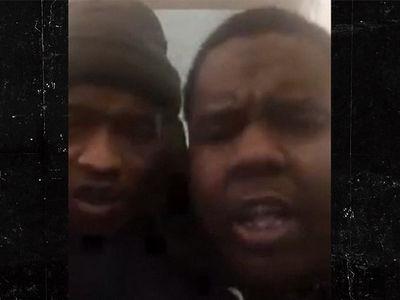 Meek Mill Airport Fighters Claim Self-Defense (VIDEO)