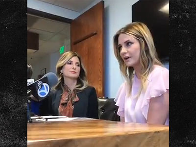 Mischa Barton Says She's the Victim of Revenge Porn (VIDEO)