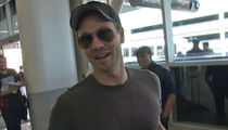New Dad Chad Michael Murray Gets More Sleep on Work Trips (VIDEO)