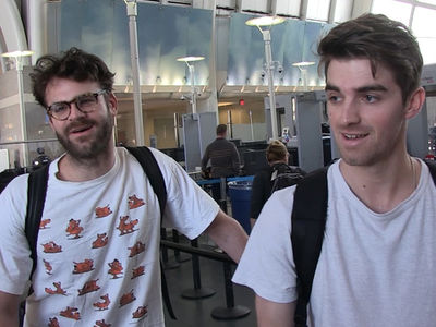 The Chainsmokers' Band Name Is No Bad Habit (VIDEO)