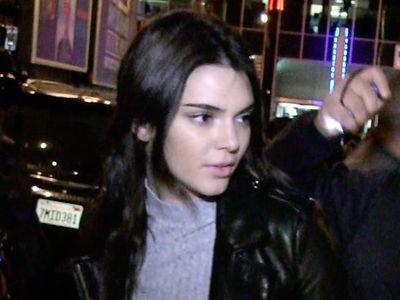Kendall Jenner Robbed Blind in Burglary