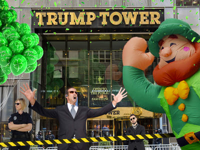 Trump Tower, Cops Have Security Concerns Over New York City St. Patrick's Day Parade