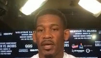 Daniel Jacobs -- I'M NOT AFRAID OF GGG ... I Beat Cancer, Right?