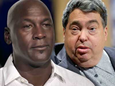 Michael Jordan Offers 'Heartfelt Condolences' to Jerry Krause's Family