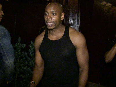 Dave Chappelle Muscles His Way Through Star-Studded Concert (VIDEO + PHOTO GALLERY)
