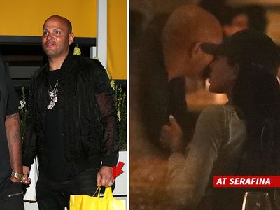 Mel B's Ex Stephen Belafonte Still has Mel B on the Brain (PHOTOS)
