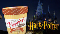 Yuengling Moves to Own Harry Potter's Butterbeer ... for Ice Cream! (VIDEO)