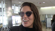 Ashley Graham Says Her Bagel Bra is a Pro-Breakfast Message (VIDEO)