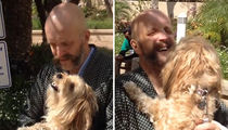 'Harry Potter' Actor Reunited With Dog After Near-Fatal Car Crash (VIDEO)