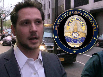 'OITNB' Star Matt McGorry Triumphant in Beverly Hills PD Confrontation