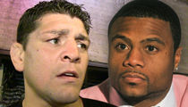 Nick Diaz Called Out By Boxing Great ... Let's Fight, You Redneck Coward (VIDEO)