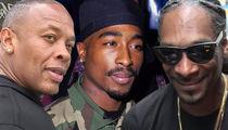 Tupac Shakur Hall of Fame Induction Locks In Snoop Dogg
