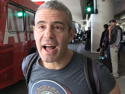 Andy Cohen Thinks Donald Trump Would Make The Perfect 'Housewife of D.C.' (VIDEO)