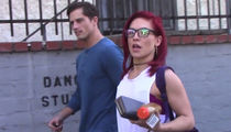 'DWTS' Bull Rider Bonner Bolton: I Treat Sharna Like a Lady ... On and Off the Dance Floor (VIDEO)