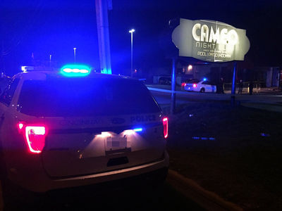 Manhunt Underway After Cincinnati Nightclub Shooting (UPDATE)