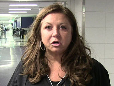Abby Lee Miller Bows Out Of 'Dance Moms'