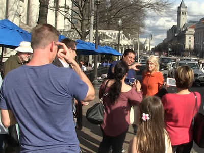 Kellyanne Conway, Rock Star in Washington D.C. (VIDEO)