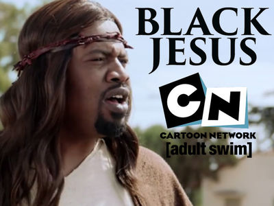 'Black Jesus' was My Idea, Claims Author Suing Adult Swim