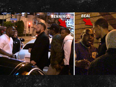 Brandon Jennings, John Wall INSULTED & THREATENED Outside Hollywood Club (VIDEO)