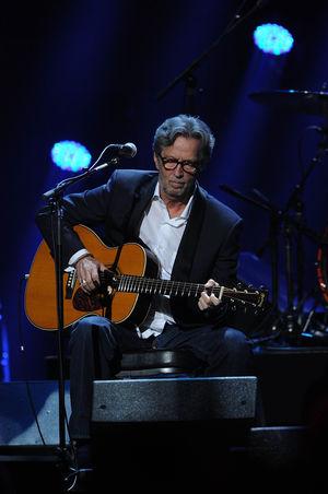 Eric Clapton Photos