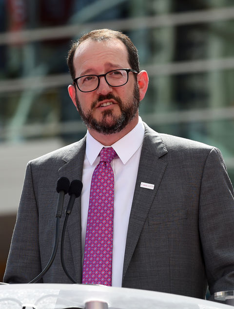 Dan Beckerman, President & CEO, AEG