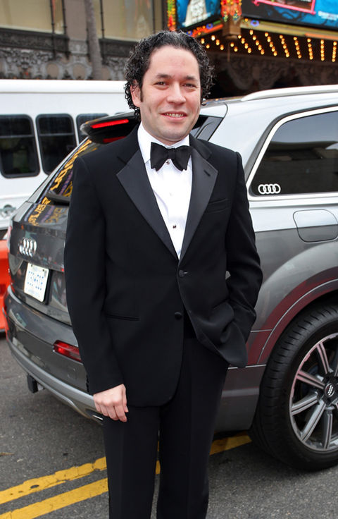 Gustavo Dudamel,  Music & Artistic Director, Los Angeles Philharmonic