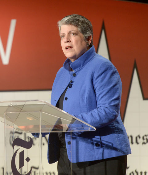 Janet Napolitano, President, University of California