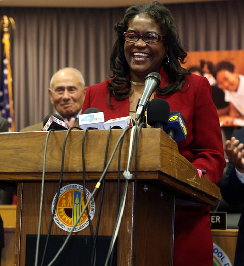 Michelle King, Superintendent, Los Angeles Unified School District