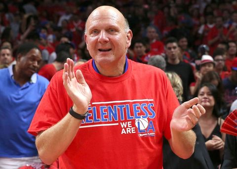 Steve Ballmer, LA Clippers owner