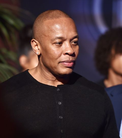Dr. Dre, Music and film producer, entrepreneur