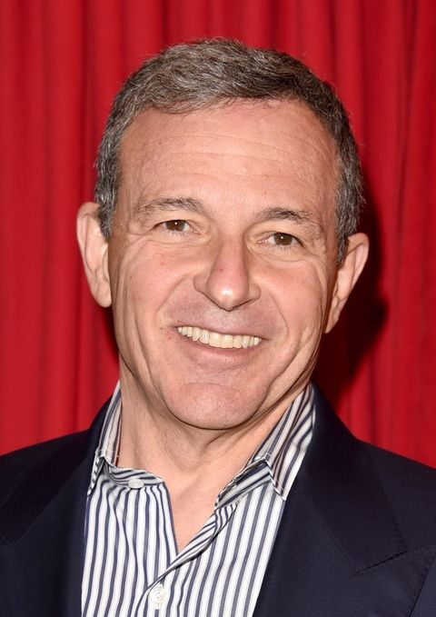 Bob Iger, Chairman and CEO The Walt Disney Company